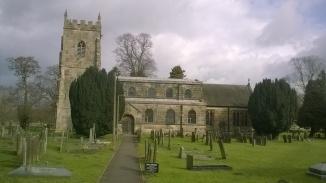 South Wingfield church...